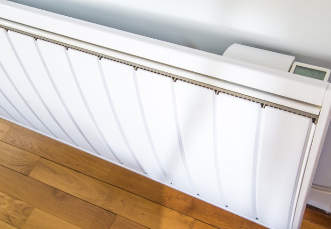 elektrische verwarming is ideaal als bijverwarming of voor het sporadisch verwarmen van kleine kamers zoals de leefruimte wc keuken